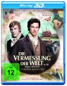 Die Vermessung der Welt (3D & 2D Blu-ray), 2 Blu-ray Discs