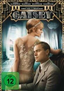 Der große Gatsby (2013), DVD
