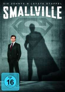 Smallville Season 10 (finale Season), 6 DVDs