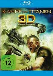 Kampf der Titanen  (3D & 2D Blu-ray), 2 Blu-ray Discs