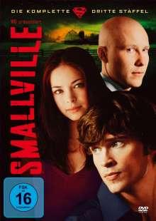 Smallville Season 3, 6 DVDs