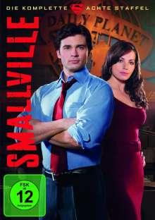 Smallville Season 8, 6 DVDs