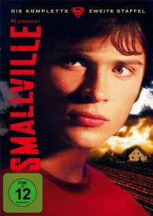 Smallville Season 2, 6 DVDs
