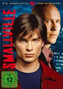 Smallville Season 5, 6 DVDs
