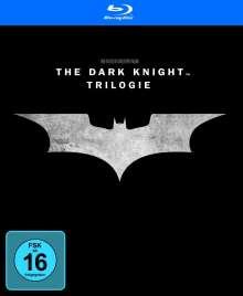 The Dark Knight Trilogy (Blu-ray), 5 Blu-ray Discs