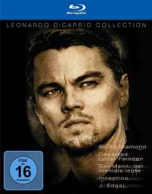 Leonardo DiCaprio Collection (Blu-ray), 6 Blu-ray Discs