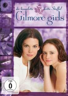 Gilmore Girls Season 3, 6 DVDs