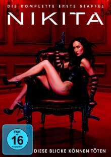Nikita Season 1, 5 DVDs