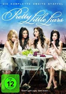 Pretty Little Liars Staffel 2, 6 DVDs