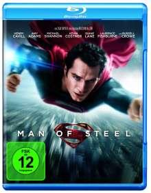 Man Of Steel (Blu-ray), Blu-ray Disc