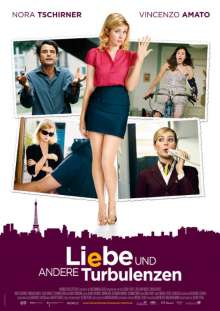 Liebe und andere Turbulenzen, DVD