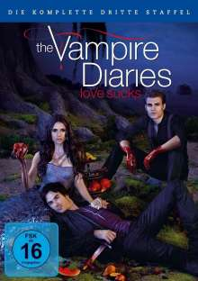 The Vampire Diaries Staffel 3, 5 DVDs