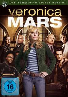 Veronica Mars Staffel 3, 6 DVDs