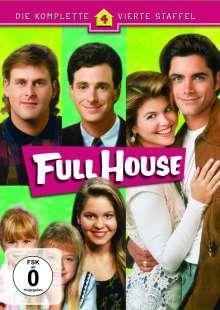 Full House Season 4, 4 DVDs