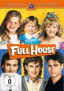 Full House Season 2, 4 DVDs