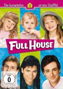 Full House Season 1, 5 DVDs