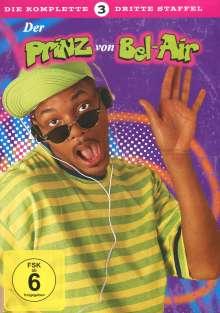 Der Prinz von Bel Air Staffel 3, 4 DVDs