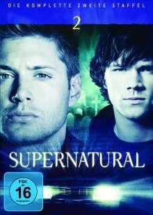 Supernatural Staffel 2, 6 DVDs