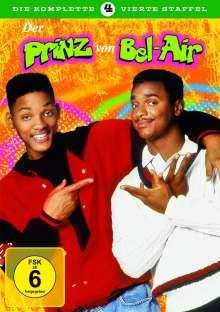 Der Prinz von Bel Air Staffel 4, 4 DVDs