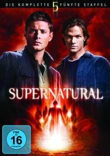 Supernatural Staffel 5, 6 DVDs