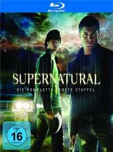 Supernatural Staffel 1 (Blu-ray), 4 Blu-ray Discs