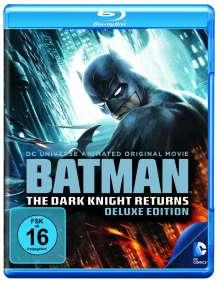 Batman - The Dark Knight Returns 1 & 2 (Blu-ray), 2 Blu-ray Discs