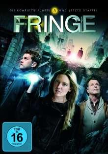 Fringe Season 5, 5 DVDs