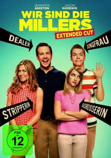 Wir sind die Millers, DVD