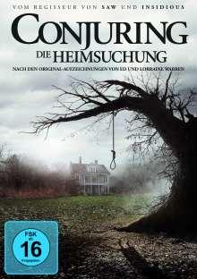 Conjuring - Die Heimsuchung, DVD
