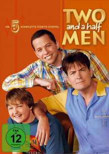 Two And A Half Men Season 5, 3 DVDs