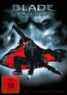Blade Trilogy, 3 DVDs