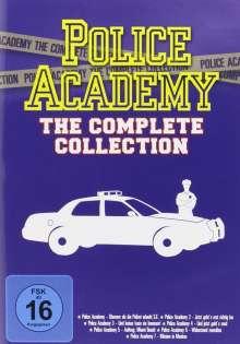 Police Academy 1-7 (Box Set), 7 DVDs