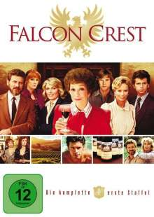 Falcon Crest Staffel 1, 4 DVDs