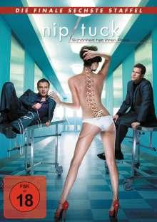 Nip/Tuck Season 6, 5 DVDs