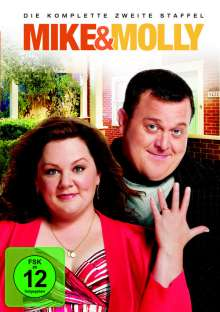 Mike & Molly Season 2, 3 DVDs