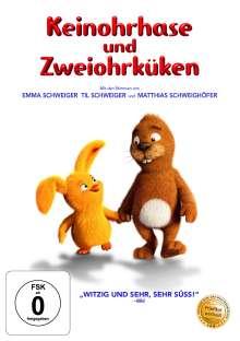 Keinohrhase und Zweiohrküken, DVD
