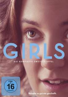 Girls Staffel 2, 2 DVDs