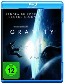 Gravity (Blu-ray), Blu-ray Disc