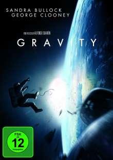 Gravity, DVD