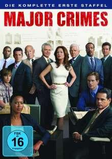 Major Crimes Season 1, 3 DVDs