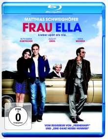 Frau Ella (Blu-ray), Blu-ray Disc