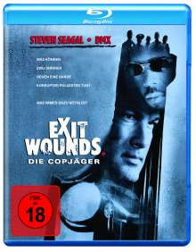 Exit Wounds (Blu-ray), Blu-ray Disc