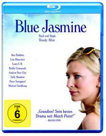 Blue Jasmine (Blu-ray), Blu-ray Disc