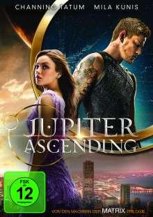 Jupiter Ascending, DVD