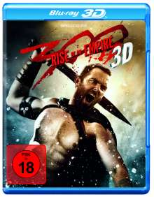 300 - Rise of an Empire  (3D Blu-ray), Blu-ray Disc