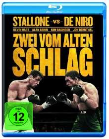 Zwei vom alten Schlag (Blu-ray), Blu-ray Disc