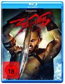 300 - Rise of an Empire (Blu-ray), Blu-ray Disc
