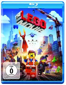 The Lego Movie (Blu-ray), Blu-ray Disc