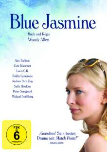 Blue Jasmine, DVD