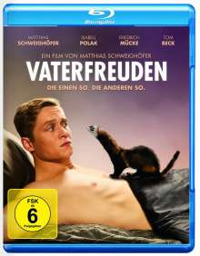 Vaterfreuden (Blu-ray), Blu-ray Disc